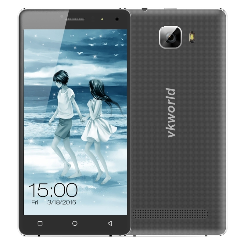 Original VKworld T3 4G 16GB ROM 2GB RAM Music SmartPhone 5.0 inch 2.5D Arc Screen Android 5.1 MTK6735 Quad Core 2500mAh Dual SIM(China (Mainland))