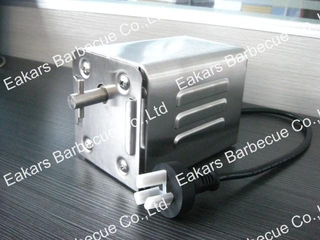 Buy 110 240v Rotisserie Spit Motor Pig Grill Motor Load 40 60kgs Bbq Rotisserie