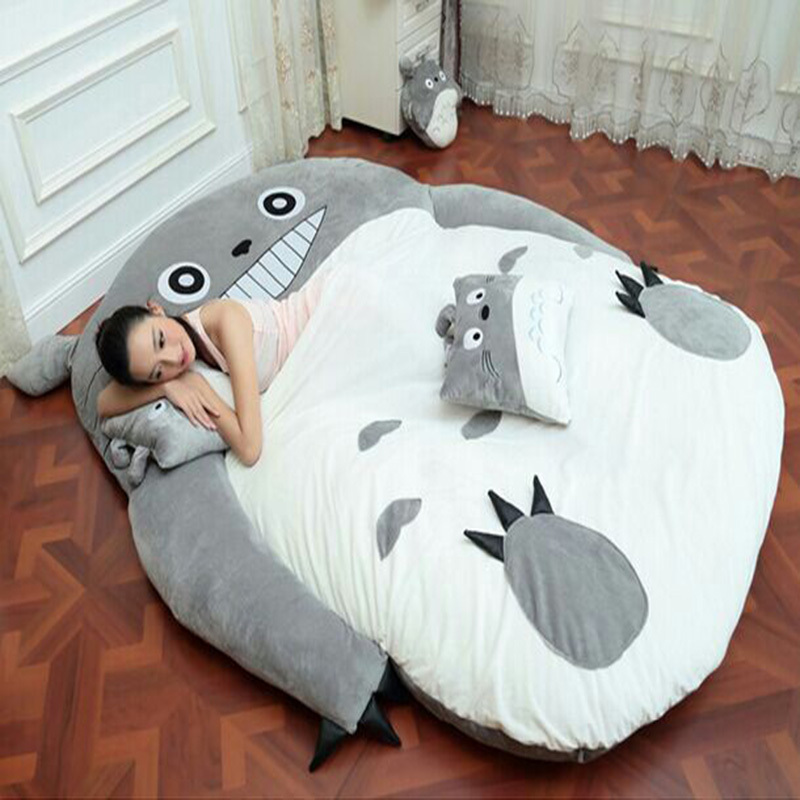 Giant stuffed animal bed 28 images find more stuffed for Cama kawaii