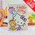 Free shipping cute hello kitty case for kitty ipad  ,mini ipad  ,ipad 2/3 overlapping case or not