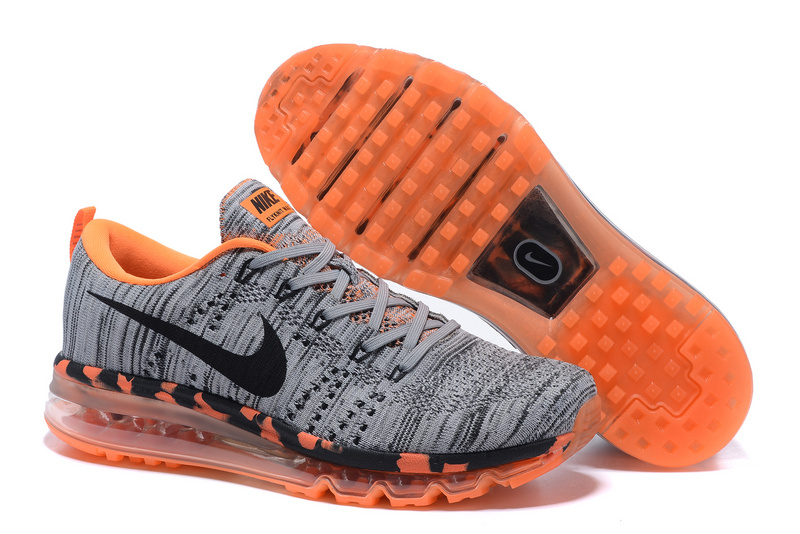 Nike Air Max 2017 Noir Et Orange