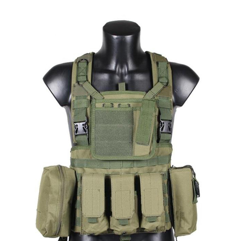 2015 Tactical Vest SWAT Army Protective Outdoor Training combat Tank Assault Vest Equipment ACU CP AT Camouflage Uniforms CS(China (Mainland))