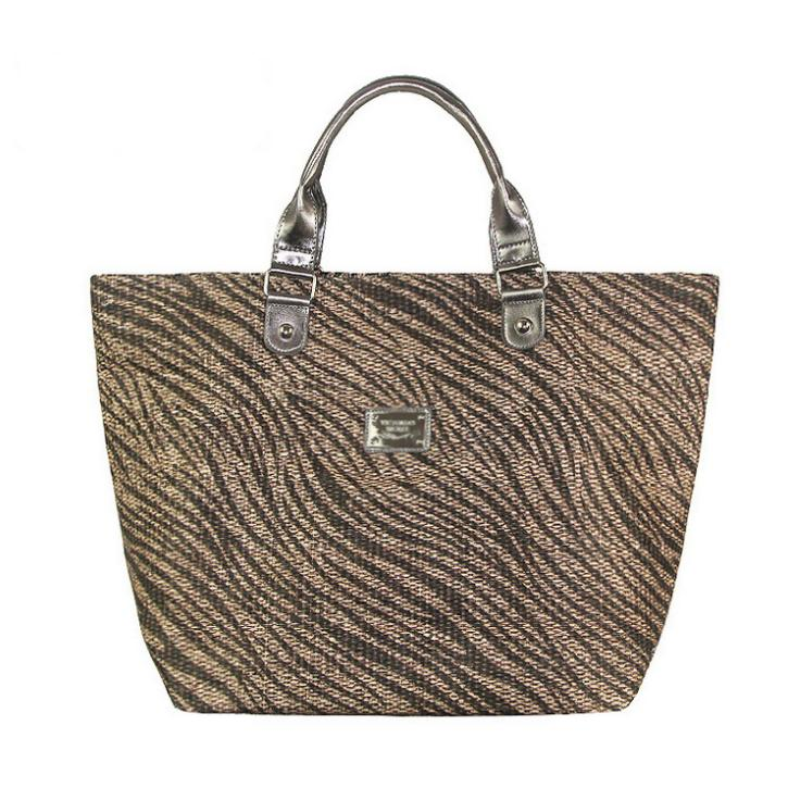 VS335 Cozy Casual VV Straw weave women BEACH Tote WEEKEND bag Free shipping wholesale Drop shipping(China (Mainland))
