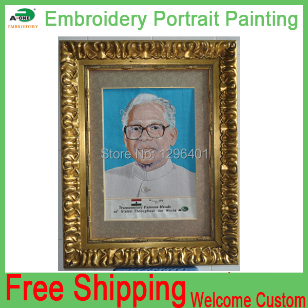 Narayanan painting nice home decoration professional produce embroidery patch factory in china, patch(China (Mainland))