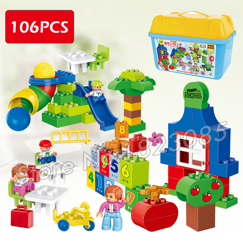 Popular lego duplo figures buy cheap lego duplo figures for Modele maison lego duplo