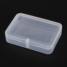 High quality  transparent Playing CARDS plastic box PP Storage Collections Container Box Case (CARDS width less than 6cm)(China (Mainland))
