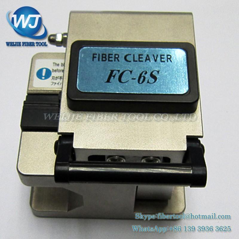 Buy Best quality in 2016 SUMITOMO FC-6S Fiber Cleaver High Precision Fiber Cleaver Optical fiber cutting knife cheap
