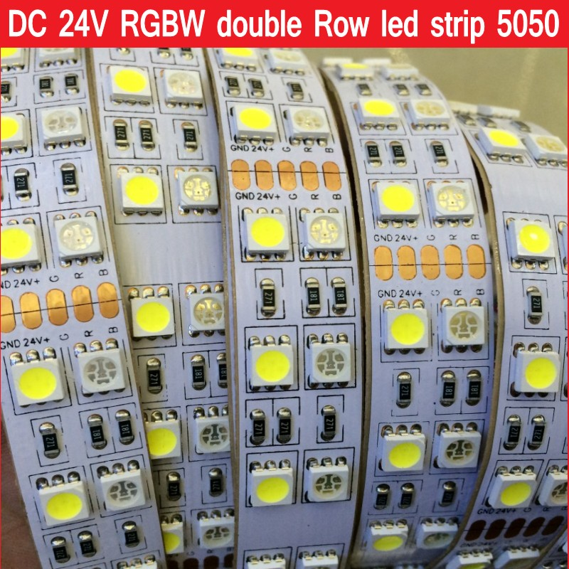 5m 48leds/m 24ic/m lpd8806 magic digital rgb led pixel strip flexible DC5V White/black PCB waterproof ip67, Super bright<br><br>Aliexpress