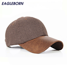 2016 men baseball cap with PU visor snapback caps hats casual solid hat summer autumn outdoor sport baseabll cap women wholesale(China (Mainland))