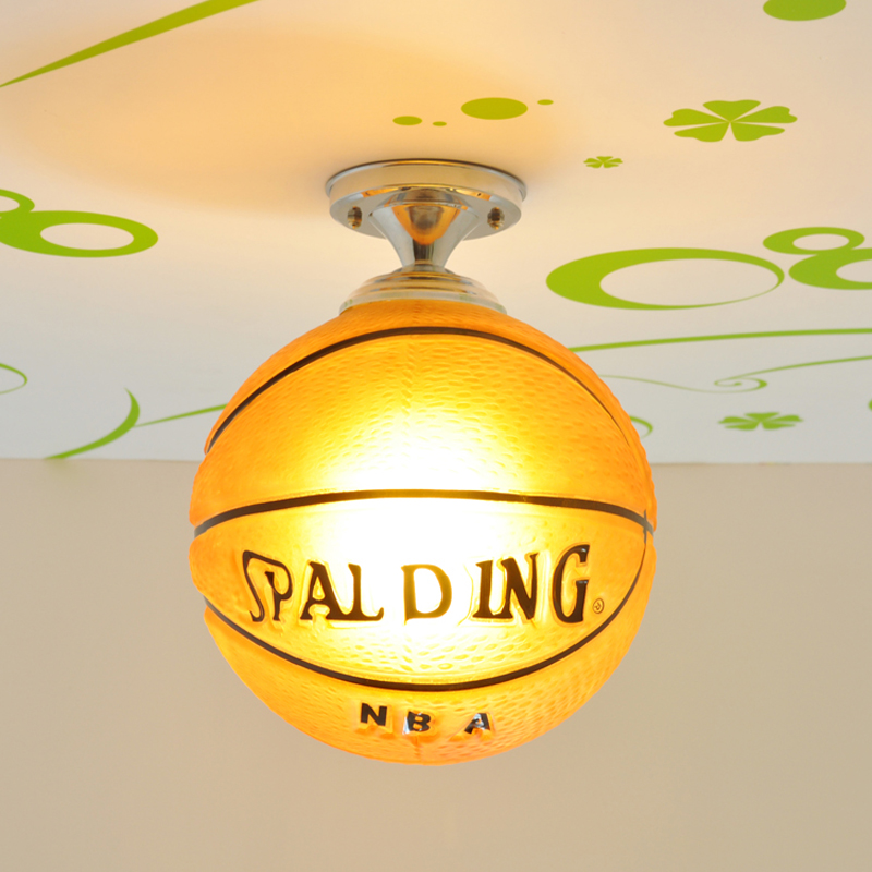 Childrens ceiling lights bedroom kids room ceiling lamp of glass shade bathroom bathroom lighting waterproof washing room light<br><br>Aliexpress