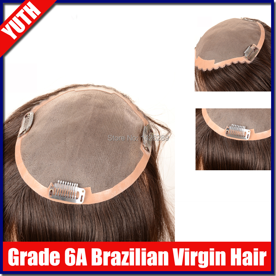 (025)Lace Closure With Clip ,Virgin Hair Straight 1pcs/lot 6A 10-20 Inch Hair Extensions, 2014 Hot Selling<br><br>Aliexpress