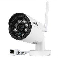 Buy SANNCE IP Camera 720P WIFI Wireless CCTV Onvif HD IR Night Vision Outdoor Security Surveillance Camera System IOS Android APP for $45.99 in AliExpress store
