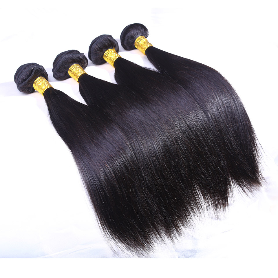 4PC top quality Eurasian virgin hair,,Eurasian virgin hair bundles,cheap human hair extension,can be curled and dye