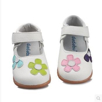 Бесплатная доставка 2016 ребенка кожа shoes малышей кроссовки девочки shoes children leather shoes for kids girls