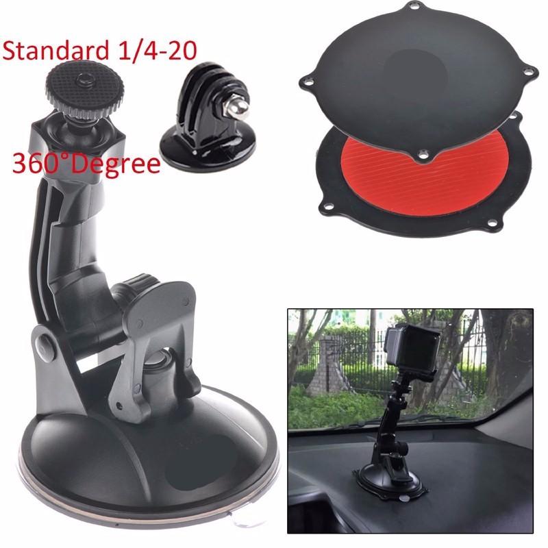 GoPro accessories 11 in 1 Set Family Kit Go Pro SJ4000 SJ5000 SJ6000 accessories package for GoPro HD Hero 1 2 3 3+ 4 xiaomi yi