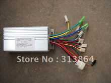 Sensor/Sensorless 60/120degree universal model 48V 500W/600W 30A Brushless DC Motor Controller/Electric Bike Speed Controller(China (Mainland))