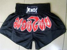 Mens MMA Boxing Fight Shorts MMA Boxing Trunks Martial Arts Wear Pretorian Boxing Sanda Shorts White Muay Thai Free Shipping(China (Mainland))
