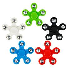Buy Fingertip Gyroscope Fidget Toys Plastic EDC Hand Spinner Autism ADHD Children Hand Spinner EDC Sensory Fidget Spinners for $1.49 in AliExpress store