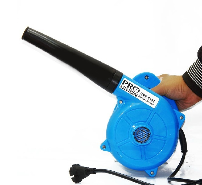 UMSC002 high-power hair dryer computer dust blower blowing cleaner(China (Mainland))