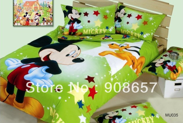 mickey mouse twin bed 3