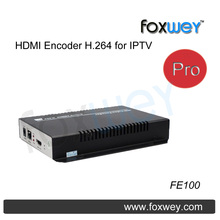 Full HD 1080P H264 encoder hardware for live video streaming broadcast H.264 MPEG-4 AVC dual streams for any live casting(China (Mainland))