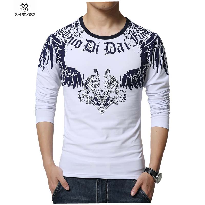 Brand designer t shirt men fashion 2015 new men tshirt New designer t shirts