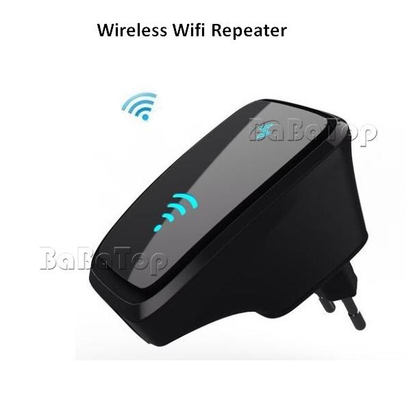 portable wireless mini wifi repeater wifi signal amplifier b g n network range. Black Bedroom Furniture Sets. Home Design Ideas