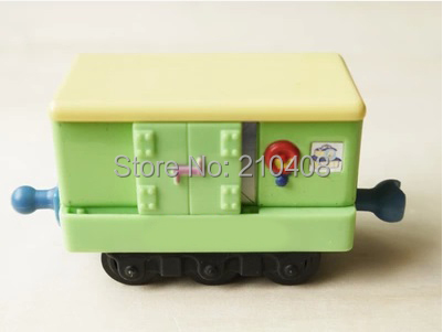Chuggington metal train Educational Toys collections for kids gifts-Ice cream refrigerated compartments 2014 newest(China (Mainland))
