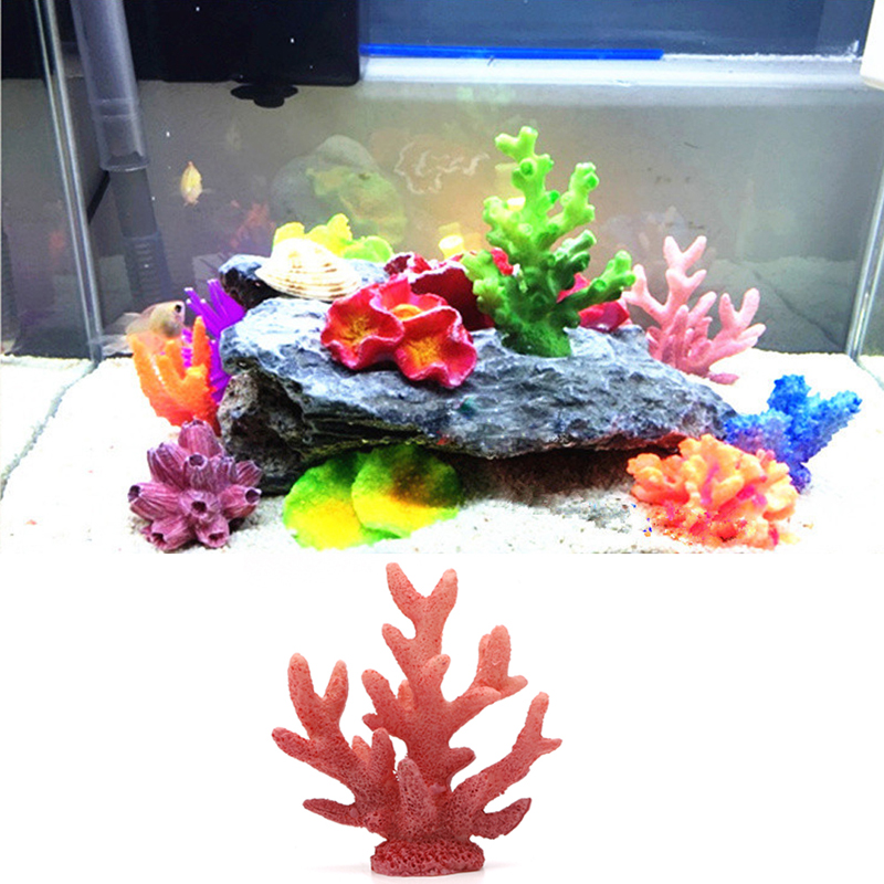 Aquarium decor coral promotion shop for promotional for Aquarium coral decoration