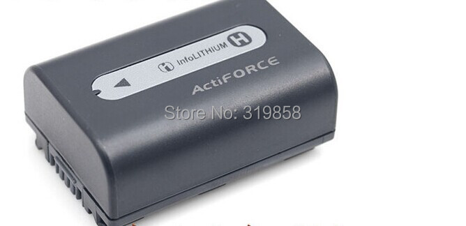 NP-FH50 FH50 NPFH50 Camera Battery pack SONY digital batteries DSC-HX100 HX200 A230 A330 A290 A390 - Online Store 319858 store