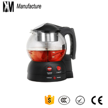Free shipping glass pot auto off 0.8L home using electric kettle for tea pot(China (Mainland))