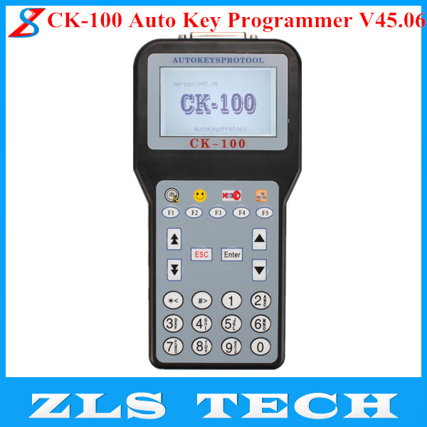 2015 Newest V45.06 CK-100 CK100 Auto Key Programmer Add New Car Models CK-100 Interface with Multi-Languages(China (Mainland))