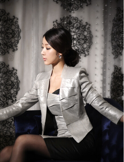 Женская куртка WAQIA 2015 blusas femininas женская футболка 2015 t femininas blusas 8108