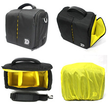 Buy DSLR Waterproof Camera Bag Nikon D3200 D3100 D5100 D7100 D5200 D5300 D3300 D90 D7000 D610 Canon 600D Rain Cover Photo Case for $18.58 in AliExpress store