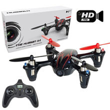 Hubsan X4 RC Quadcopter H107C 2.4G 4CH 6-Axis Mini Drone Helicopter with HD Camera RTF UAV
