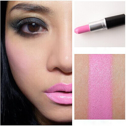 Hot Pink Lipstick Makeup - Mugeek Vidalondon