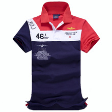 2016 Fashion Mens Polo Shirt Summer Breathable Sport Tops Men Polos Air force Fitness Male Tee Brand Clothing Gym Cotton,EA148