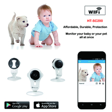 Buy Wifi IP Camera Wireless 720P Homtrol P2P Baby Monitor Network CCTV Security Camera Home Protection Mobile Remote Cam for $49.90 in AliExpress store