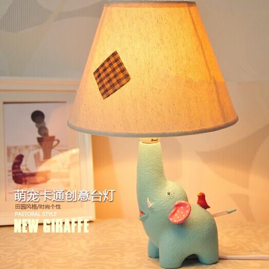 Здесь можно купить  Free Shipping HGHomeart IKEA pastoral creative fashion minimalist cartoon night light lamp bedside lamp bedroom lamp Animal resi  Свет и освещение