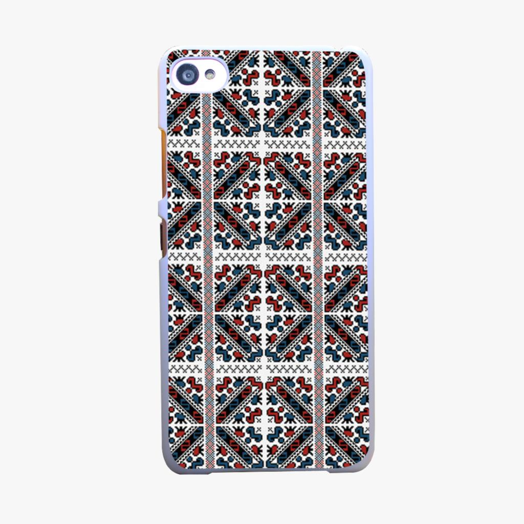 Traditional Deco Hard White Cover Case for Lenovo S850 S90 S60 A536 T A328T(China (Mainland))