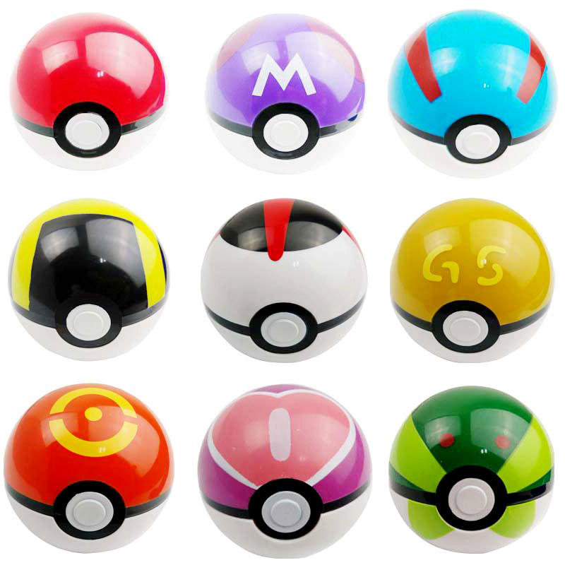 All Pokemon Balls Images