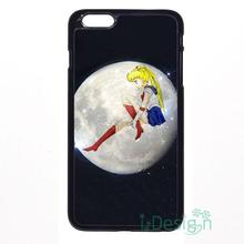 Fit for iPhone 4 4s 5 5s 5c se 6 6s 7 plus ipod touch 4/5/6 back skins cellphone case cover Sailor Moon Venus Minako Aino