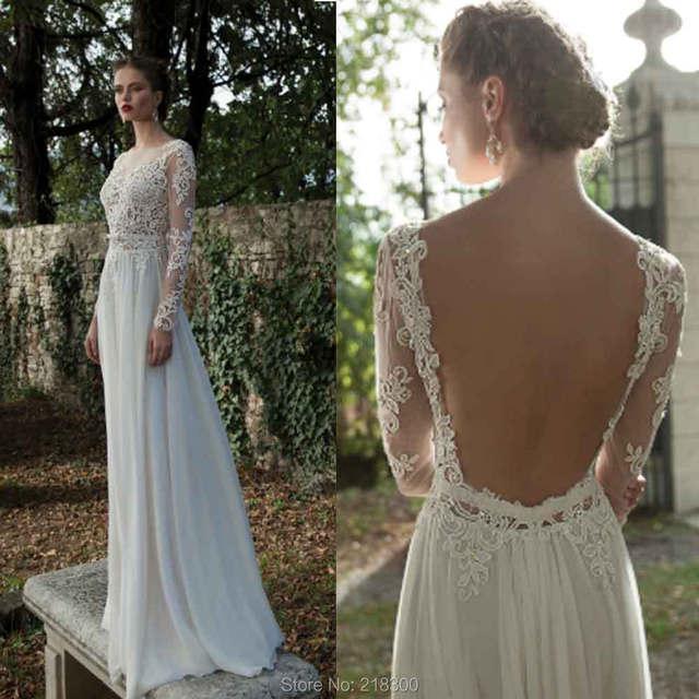 Wedding Dresses With Open Back - Wedding Dresses In Jax