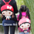 Metoo Big Head Backpack For Kid's Gifts,Stuffed Toy Angela Bag,30x39CM,1PC