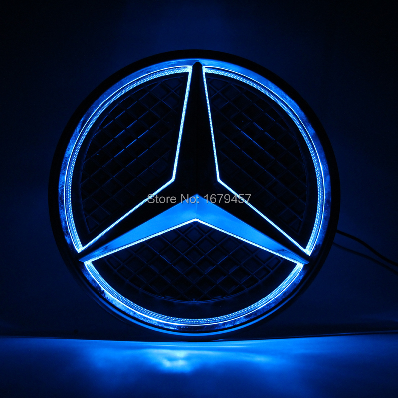 2013-2015 High end LED logo light CLA CLASS C117 CLA180 CLA200 CLA250 CLA260 CLS W218 CLS300 CLS350 CLS550