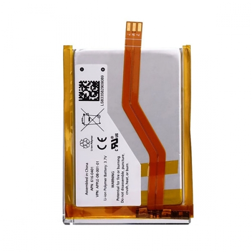 Free Shipping 100% Original Battery for iPod Touch 2 Replacement Battery(China (Mainland))