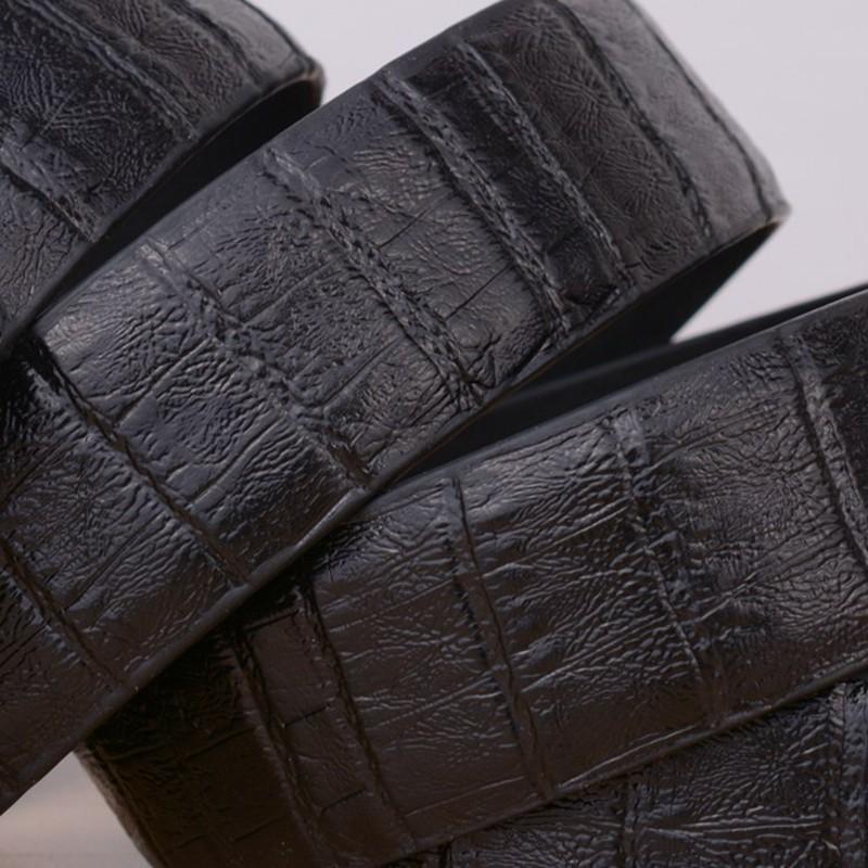 2016 New Designers Luxury Male Waist Strap Brand PU Leather Fashion Belt Men Waist Strap for Jeans Pants White