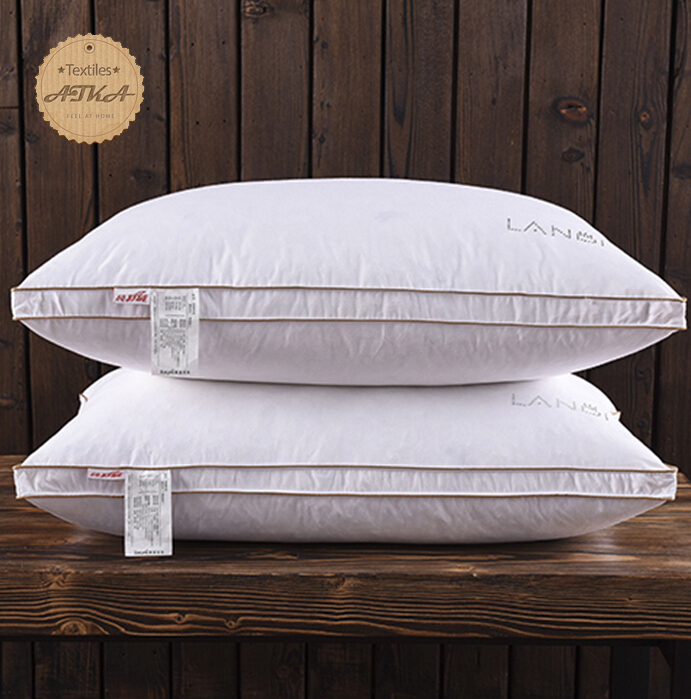 Online Buy Wholesale Goose Down Feather Pillows From China