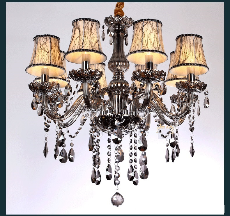 crystal chandelier light fashion lights 8 arm chandelier dining room