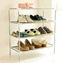 Shoe cabinet IKEA Non-woven shoes racks storage large capacity home furniture DIY simple 2 3 4 5 6 layers  # YNS81(China (Mainland))